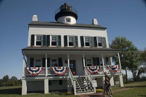 Blackistone Lighthouse, St. Clement's Island