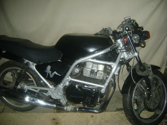 honda cb 350 sg