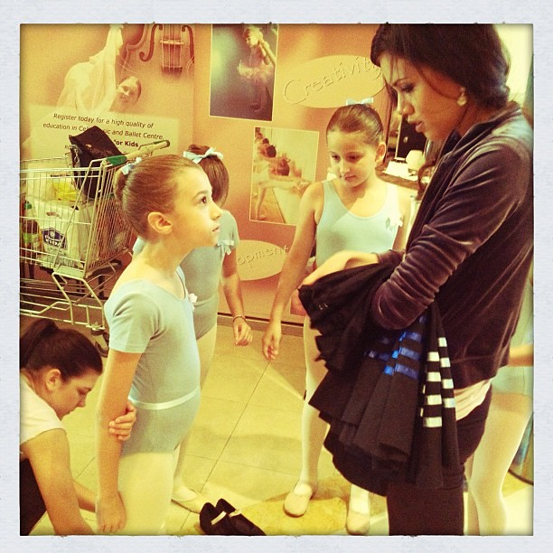 Grade two exam @ cello Dubai! #waiting #exam #ballet #danz… | Flickr