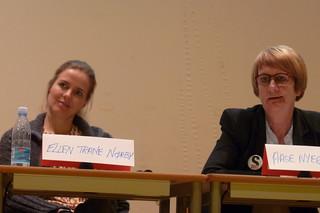 Konference om frivillighed arrangeret af Folk og Forsvar i Sønderjylland   by Ellen Trane Nørby