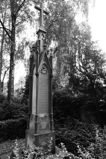 Alter Hörster Friedhof/ Old Hörster Cemetery Münster, West