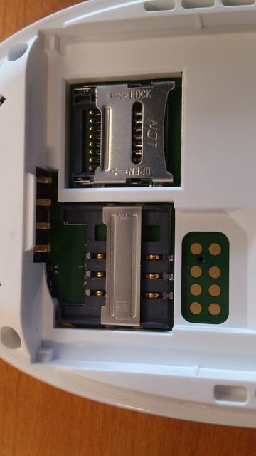Sim Slot F.Sony Lt26i