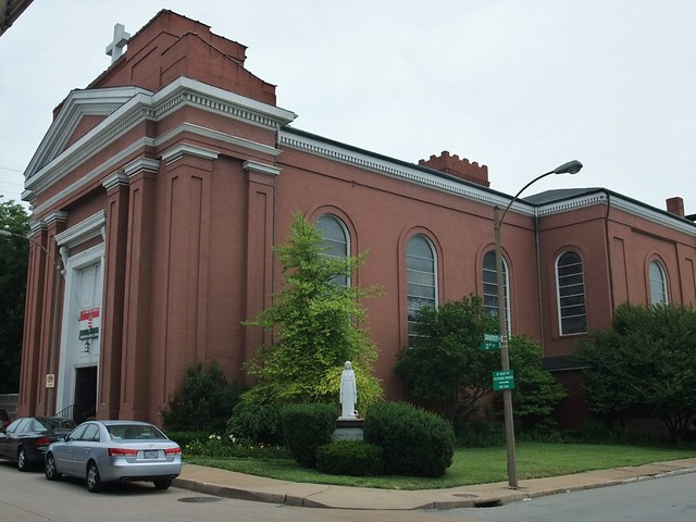 St. Mary of Victories, St. Louis, MO