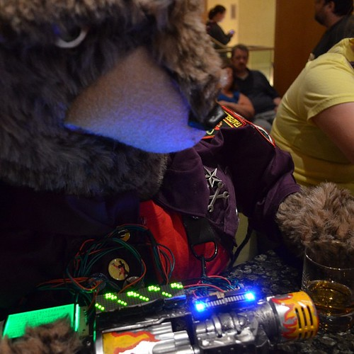 Chubbs Had A Great Time At DexCon | by Jared Axelrod