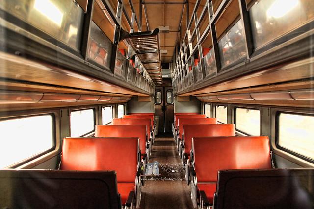 vintage boxcar
