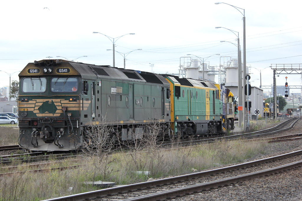 G541 DL48 and NR96 shunt around the LPC by bukk05