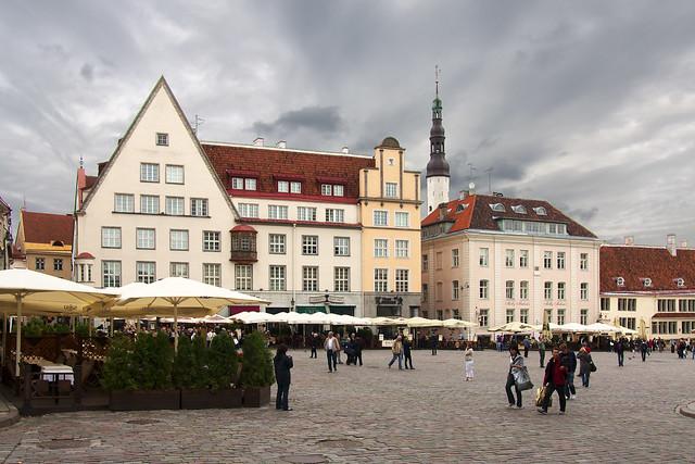 Tallinn Old_Town 1.3, Estonia