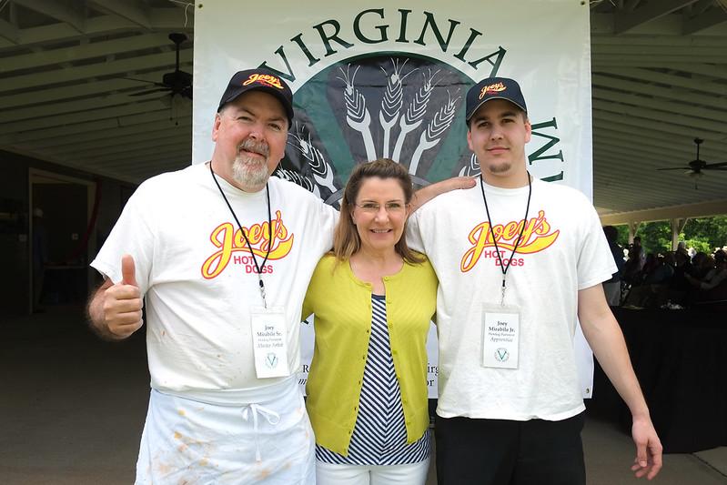 Virginia Folkife Apprenticeship Showcase 2016