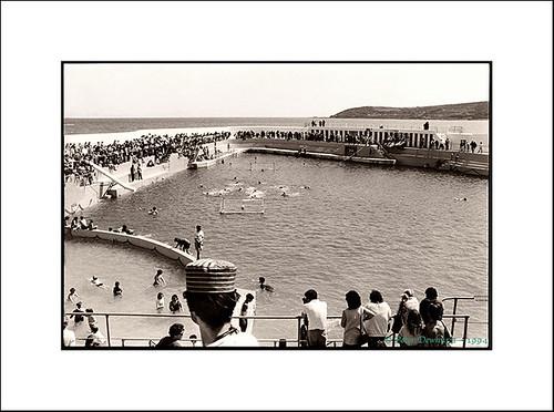 Jubilee Pool, Penzance ~ 1994