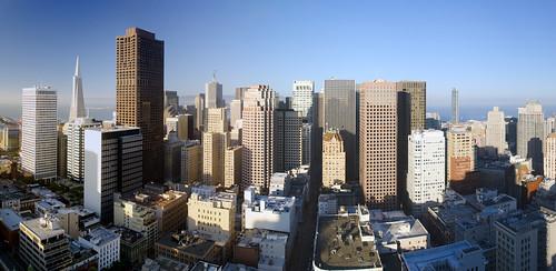 california sunset panorama usa skyline bar america hotel us san francisco floor top pano united grand hyatt states