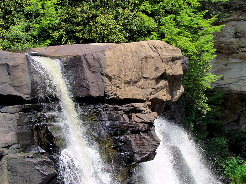 Blackwater Falls Blackwater State Park WV 8203   by bobistraveling