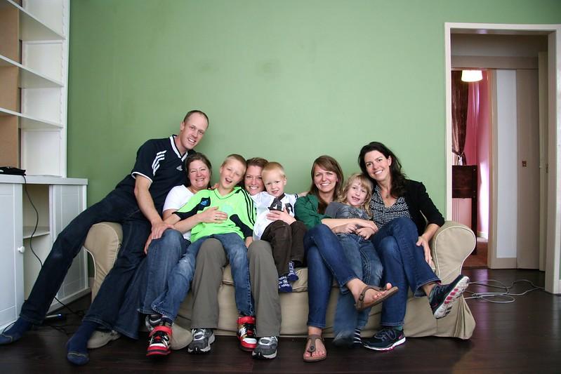 Last Day in Amsterdam - GCM-NL Family