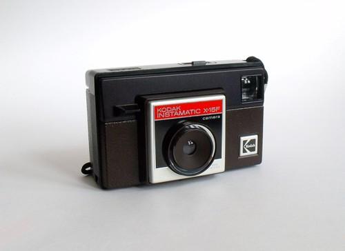 Kodak Instamatic X-15F   by Antique_Camera_Guy