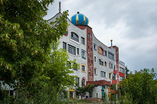 Hundertwasser Gymnasium, Wittenberg-0299