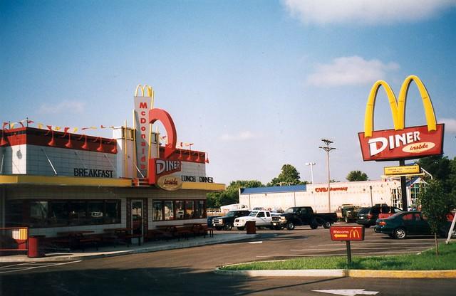 Tipton Indiana ~ McDiner Pre 2003  ~ Expriemental