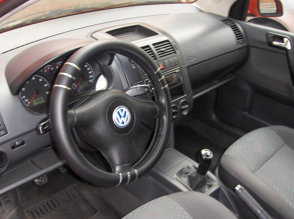 2003 VW Polo 9N Sedán 1600c c  030812  | 2003 VW Polo 9N Sed