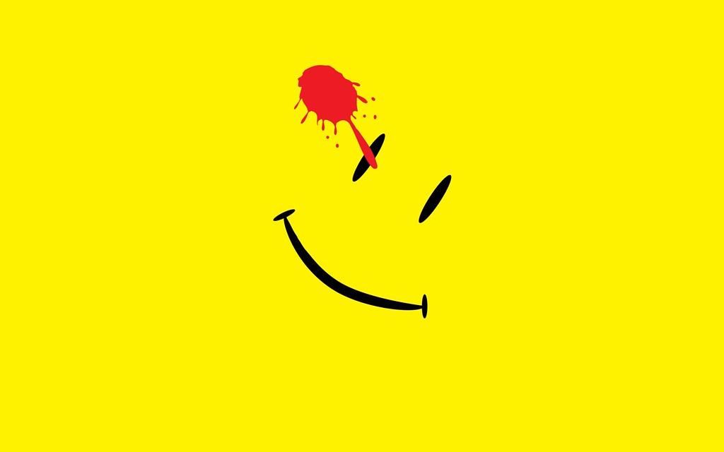 Watchmen Smiley Face Wallpaper Tiempoespacio Flickr