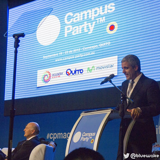 Juan Goulu, Presidente de Telefónica Ecuador #cpquito2