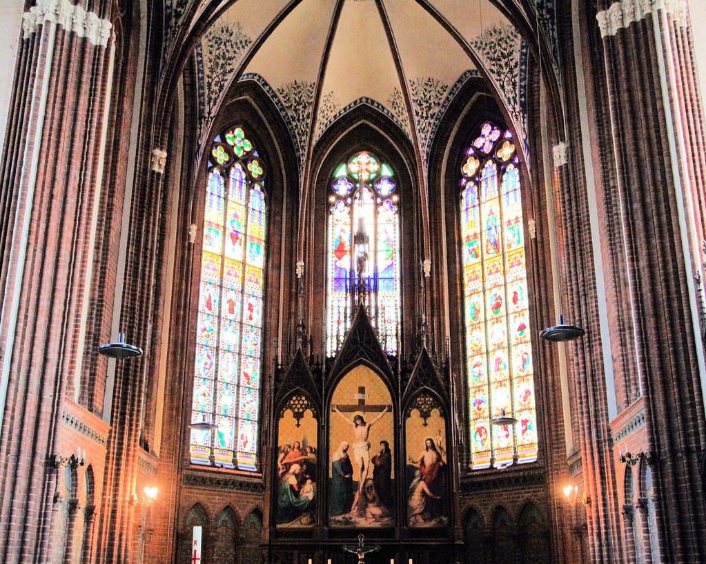 Schwerin Paulskirche