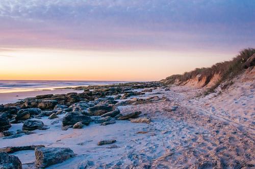 ocean morning sea sky color film beach water dawn florida rocky atlantic marineland a1a ndfilter vsco