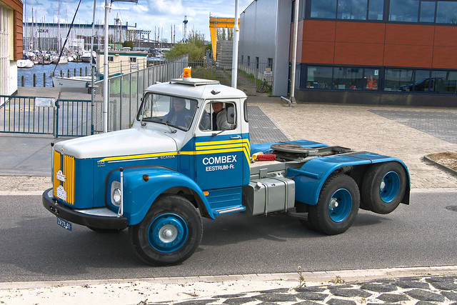 Scania LS 110-38S-HREK 1970 (7286)