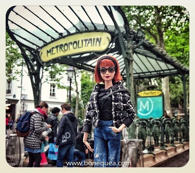 París: metro de Abbesses