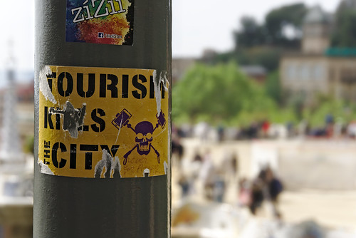Tourism Kills The City | by kaeru.my