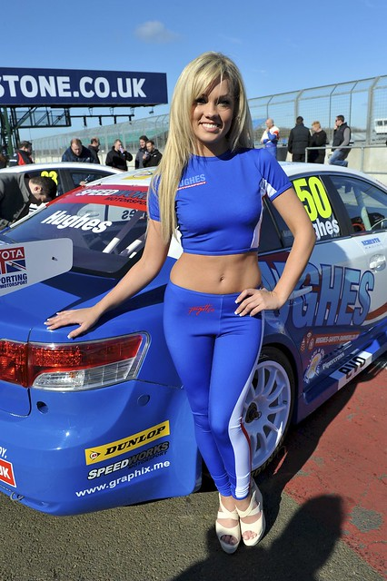 DSC_2248-BTCC-Media Day-Silverstone 2012-Speedworks-Grid Girl-Sara.