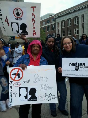 Justice 4 Trayvon Stop Killing