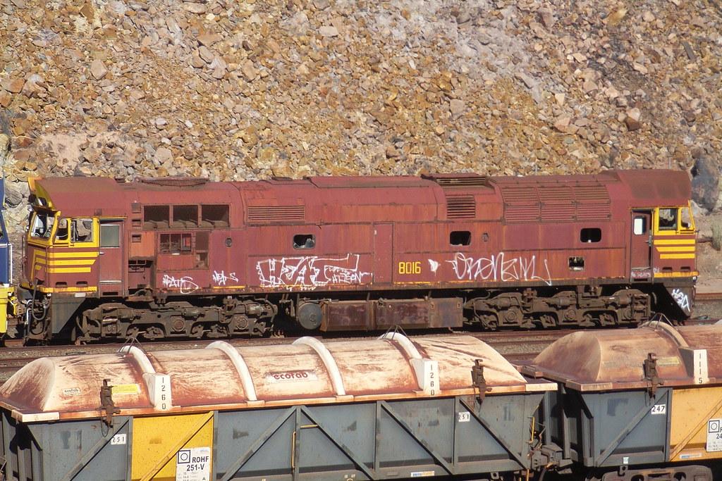 8016 in Broken Hill by bukk05