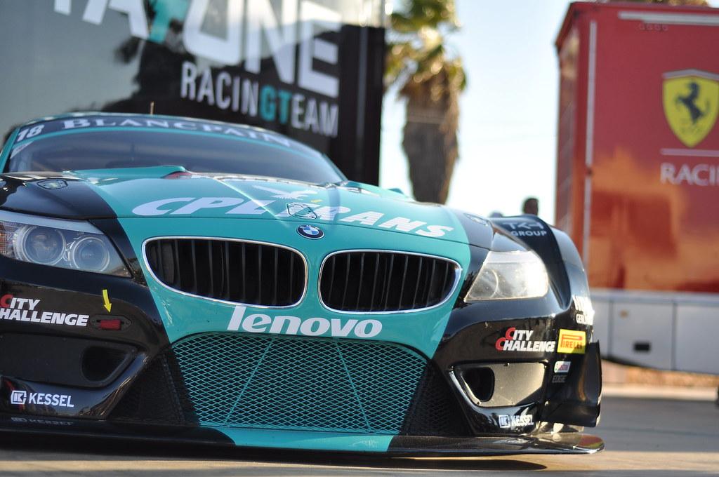 Bmw Z4 Gt1 Vita4one Racing Team Campeonato Fia Gt1 Marin Flickr