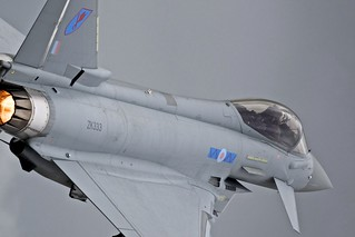 RAF Eurofighter Typhoon | by HooLengSiong