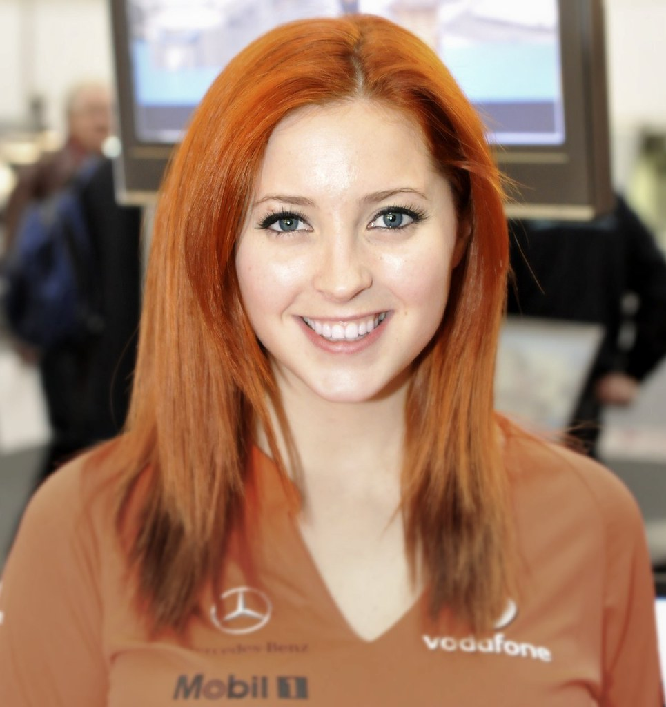 The Woman The Sun Page 3 >> Dsc 1029 Autosport 2012 Lucy Collett The Sun Page 3 Flickr