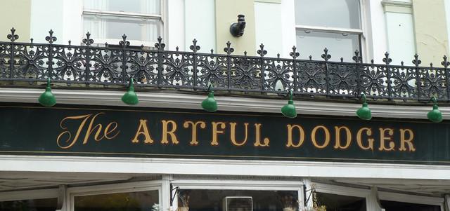Artful Dodger, London E1