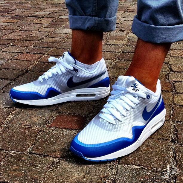 air max blu