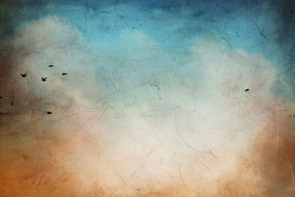 Free Texture - End of Summer Flight   A freebie to announce