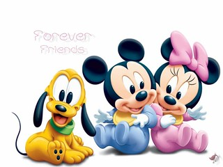 Disney Cartoons Character Mickey Mouse And Friends Wallpap Flickr