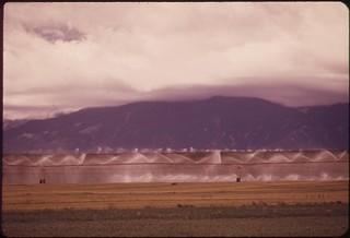 Farm irrigation, 06/1973.
