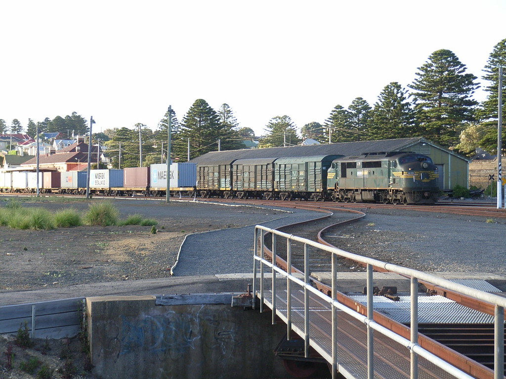 A79 seen from the turntable in Warrnambool by bukk05