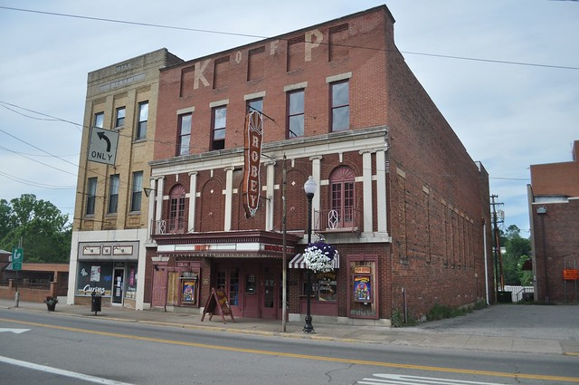 Downtown Spencer