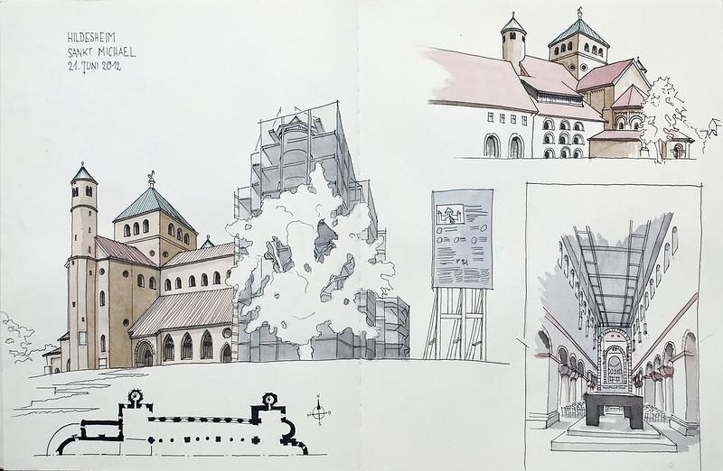 Hildesheim Sank Michael