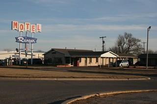 Ranger Motel   by StuRap