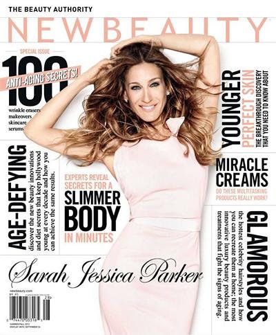 New Beauty Magazine