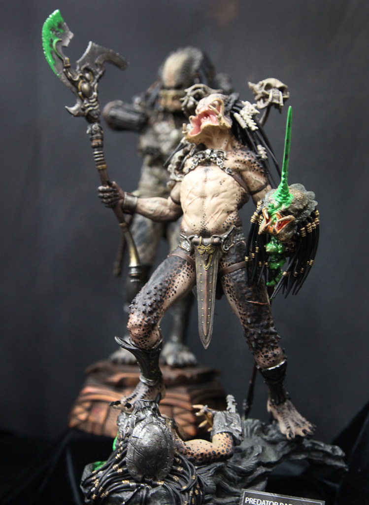 Bad Blood Predator | Sideshow Collectibles | Flickr