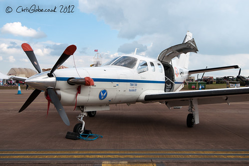 160 | Socata TBM-700B | French Army