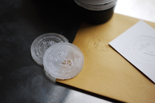 Hand Embossing Seal | by habby.shaw