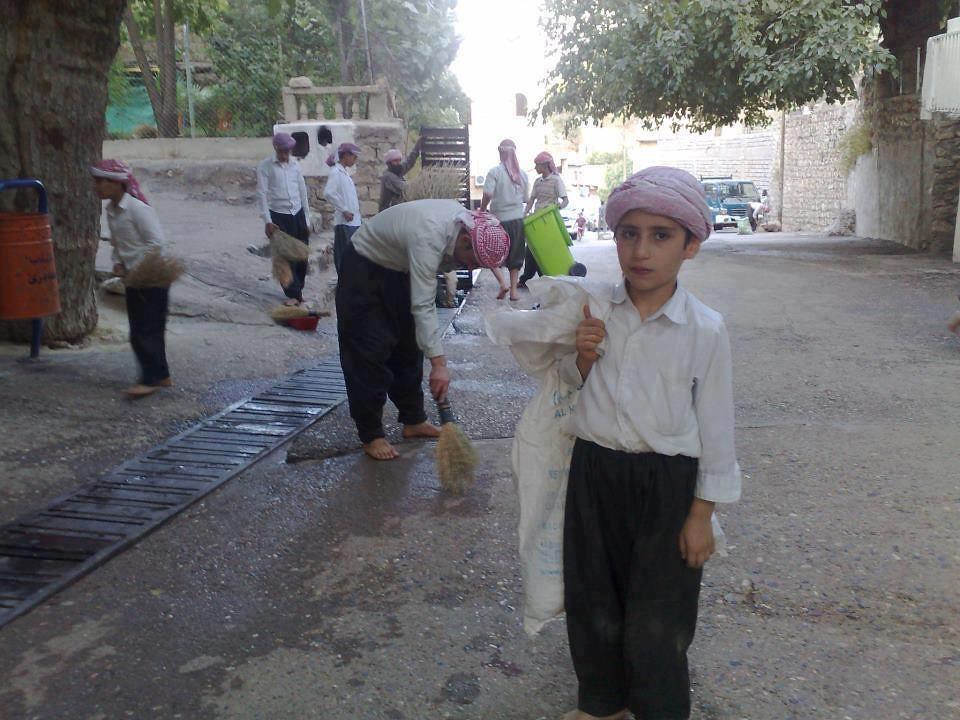 Yezidi Religion