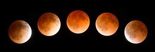 April 14 Lunar Eclipse Bright Composite | by SoggyAstro