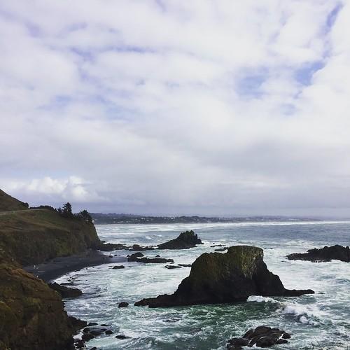 Coastline.   by Christina.McDaniel