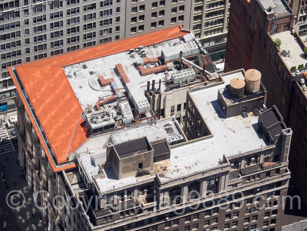 90dfc99606822 Tiffany and Company Building Rooftop, 401 Fifth Avenue, Ma… | Flickr